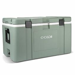 Igloo 00048496 Mission 124 Qt. Lockable Insulated Lined Ice