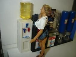 1/18 scale - Office/Shop WATER COOLER- for your diorama/shop