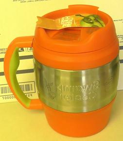 10 New w/Tag RARE Shrek 2 Swamp Cooler Large 52 oz Insulated