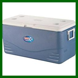 100 Quart Xtreme 5 Cooler FREE SHIPPING BLUE Unisex Outdoor