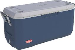 Coleman Company 120-Quart Cooler, Blue
