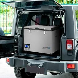 121 Quart Portable Compressor Camping Electric Car Cooler Ic