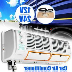 12V / 24V 7000BTU/H Car Air Conditioner Fan For Car Caravan