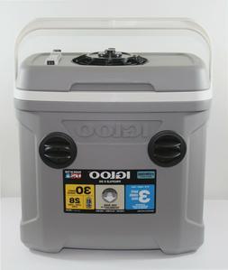 12V Portable Air Conditioner cooler 30 Quart 560 CFM Digital