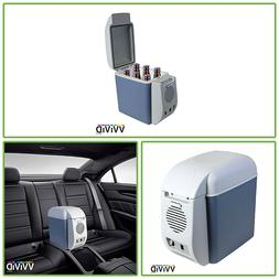 12V Portable Car Iceless Thermoelectric Cooler Warmer Truck
