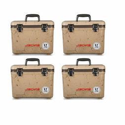 Engel 13 Quart Fishing Dry Box Cooler with Shoulder Strap, G