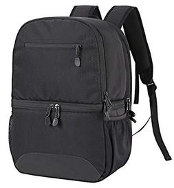 MIER 2 in 1 Insulated Cooler Backpack for Men and Women Hiki