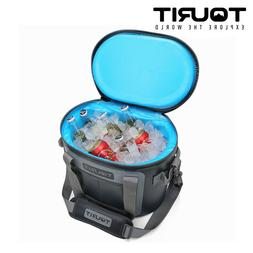 TOURIT 20 Cans Leak-proof Pack Cooler Waterproof Insulated S