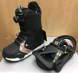 2019 Burton Women's Limelight Step On Boots&Bindings - Size