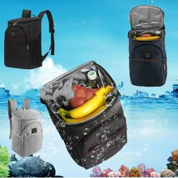 20L Insulated Cooling Backpack Cooler Bag Summer Camping Ruc