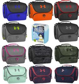 Under Armour 24 Can Cooler Insulated Travel Food Beverage Lu