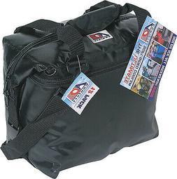 AO Coolers 12-Pack Vinyl Series Cooler Black AOFI12BK