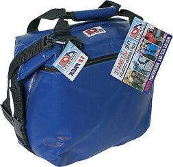 AO Coolers 48-Pack Vinyl Series Cooler Royal Blue AOFI48RB