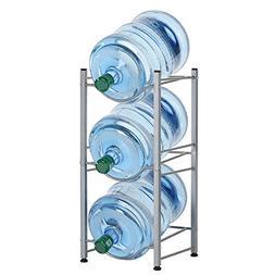 LIANTRAL 3-Tier Water Cooler Jug Rack, 5 Gallon Water Bottle