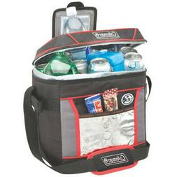 Coleman 30-Can Cooler 24-Hour Ice Retention Liner Resists We