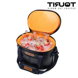 TOURIT 30 Cans Leak-Proof Pack Cooler Waterproof Insulated S