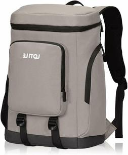33 Cans Lightweight Insulated Backpack Leak-Proof Soft Coole