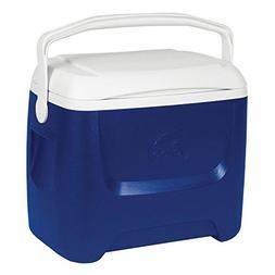Igloo 44558 Personal Cooler, 28-Qt, Blue
