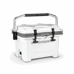 Igloo 49829 IMX Cooler, White, 24 Quart