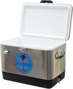 Margaritaville 54 Qt. Stainless Steel Cooler