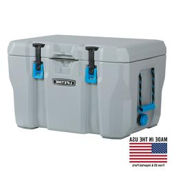 High Performance Camping Cooler 55 Qt. 7 Day Ice Retention 2
