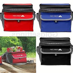 6 Can Cooler Small Bag Ice Capacity For Food Luch Veverage C
