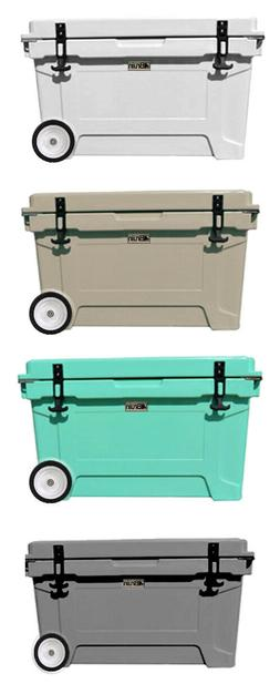 Bruin Outdoors 65L | 68QT Roto-Molded Cooler and Ice Box - K
