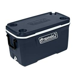 70-Quart Hard Ice Chest Cooler Ice up to 5 days in as high a