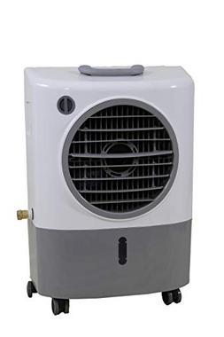Hessaire Products MC18M Mobile Evaporative Cooler, 1,300 Cfm