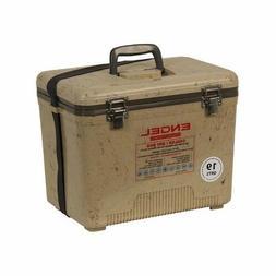 ENGEL AIRTIGHT DRY BOX COOLER 19QT QUART GRASSLAND CAMO UC19