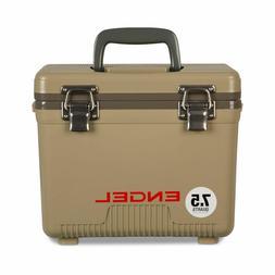 ENGEL AIRTIGHT DRY BOX COOLER 7.5 QUART TAN UC75T1