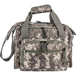 """13"""" Army Digital Camo Cooler Lunch Bag Box with Zip-Out Line"""