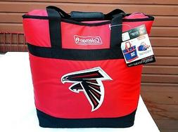 ATLANTA FALCONS COOLER X-LARGE SIZE BAG TOTE INSULATED HOT/C