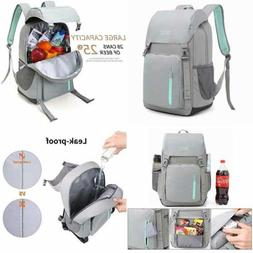 Backpack Cooler Insulated Leakproof Soft For Men Women To Wo
