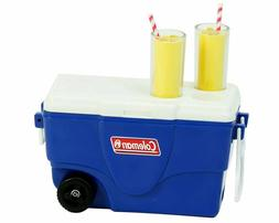 "Blue Coleman® Cooler w/Lemonade for 18"" American Girl Doll"