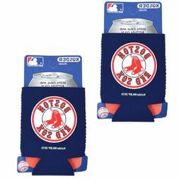 Boston Red Sox MLB Kolder 2-Pack Navy Can Cooler, 12 oz Team