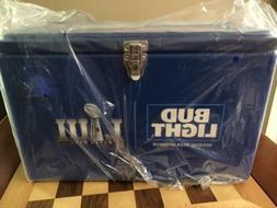 Bud Light NFL Promo Tool Box Cooler Super Bowl LIII Rare