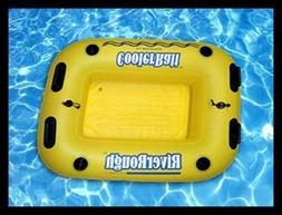 By Swimline Cooler Raft N.A. FREE SHIPPING YELLOW Toys & Gam