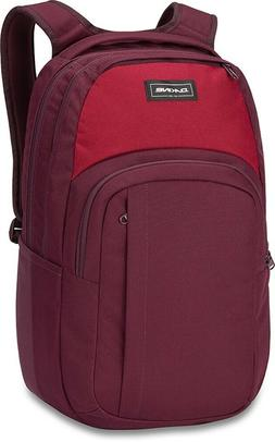 Dakine Campus L 33L Laptop Backpack Garnet Shadow with Coole