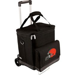 Picnic Time Cleveland Browns Cellar w/Trolley Outdoor Cooler