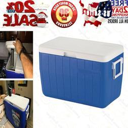 Coleman 48-Quart Performance Cooler Ice Chest Blue