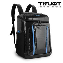 TOURIT Cooler Backpack Waterproof TPU Insulated Leak-Proof S
