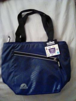👜Igloo Cooler 👜Bag Lunch tote Black Insulated Zip Clos