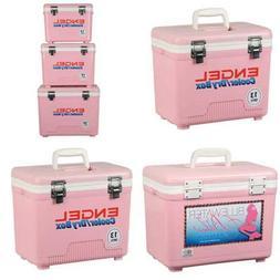 Cooler/Dry Box 13 Qt PINK Quart FREE SHIPPING Outdoor Recrea