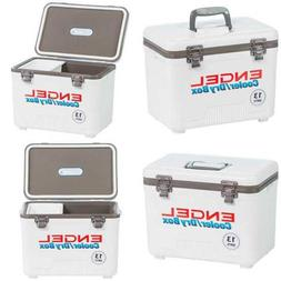 Cooler/Dry Box 13 Qt WHITE Quart FREE SHIPPING Outdoor Recre