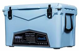 Cooler Ice Freezer No Leak w/Basket Cup Holder Cutting Board