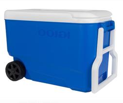 Cooler Soft Ice Insulated Chest Qt Sided Coleman Quart Backp