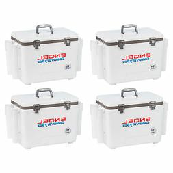 Engel Coolers 30 Qt. 48 Can Lightweight Insulated Mobile Coo