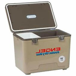 Engel Cooler/Dry Box 30 Qt - Tan
