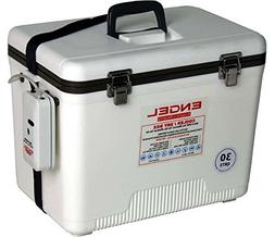 Engel Coolers 30 Quart Live Bait Cooler/Dry Box with Air Pum